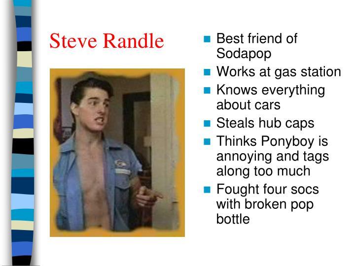 Steve Randle