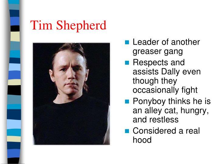 Tim Shepherd