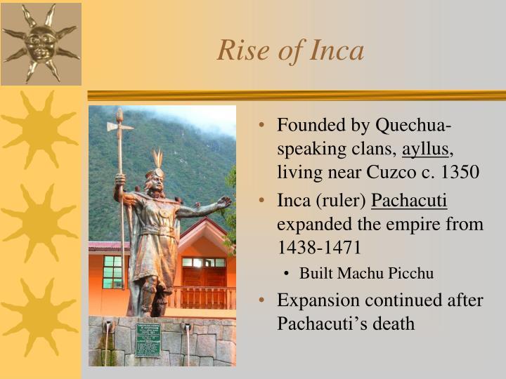 Rise of Inca
