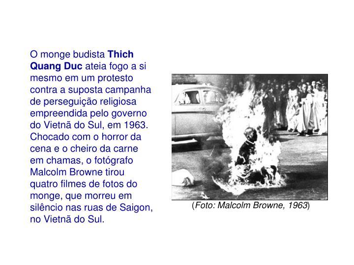O monge budista