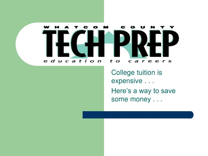 College tuition is expensive here s a way to save some money