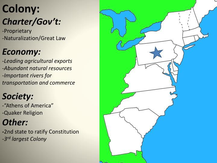 Colony: