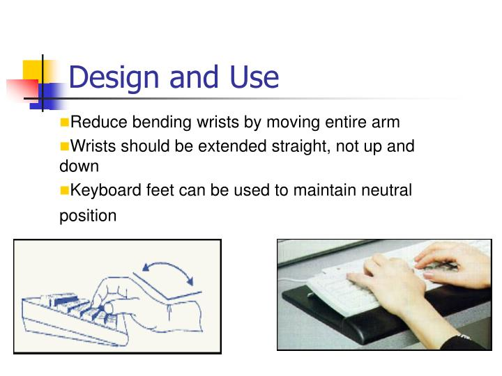 Design and Use