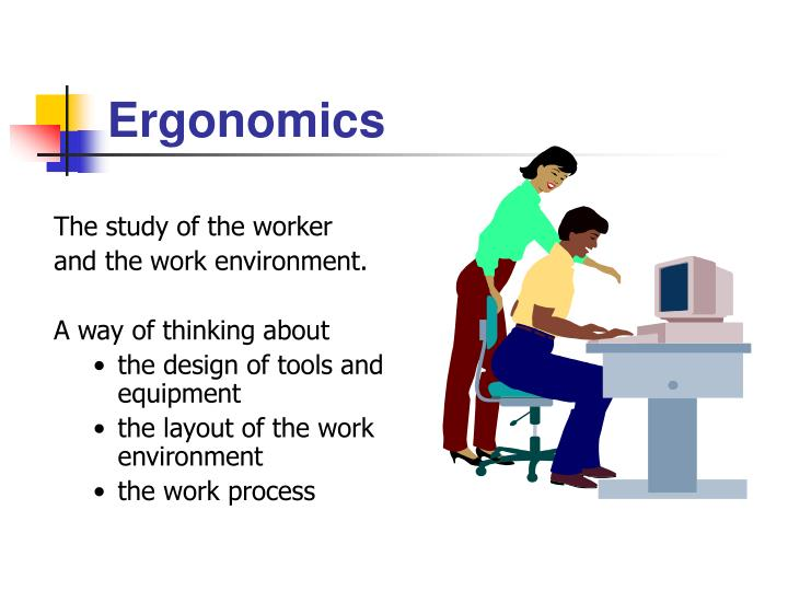 The study of the worker