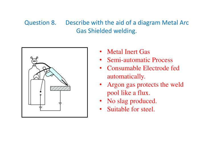 ppt question 1 state two precautions associted with oxyacetylene welding powerpoint. Black Bedroom Furniture Sets. Home Design Ideas
