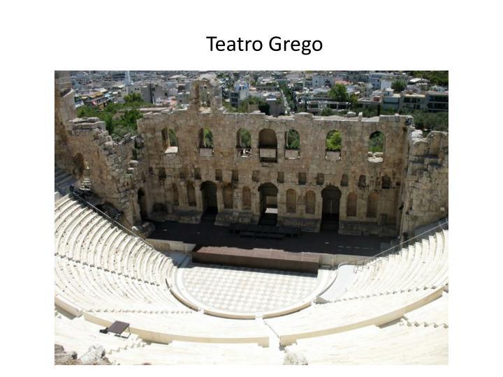 Teatro Grego