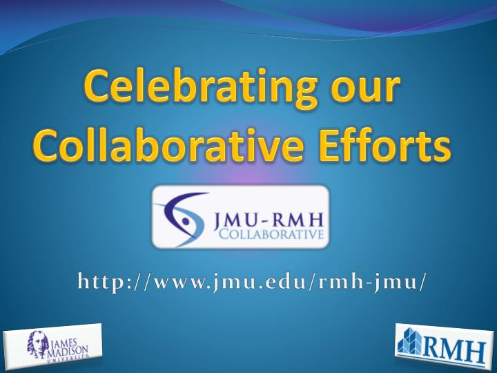 Celebrating our collaborative efforts