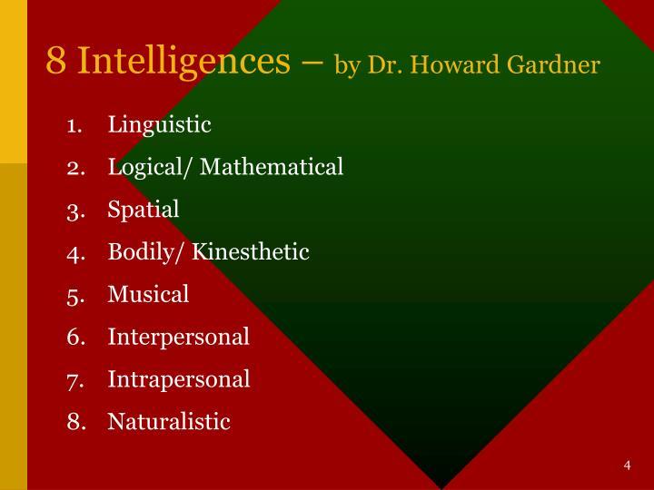 8 Intelligences –