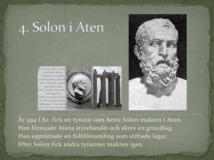 4. Solon