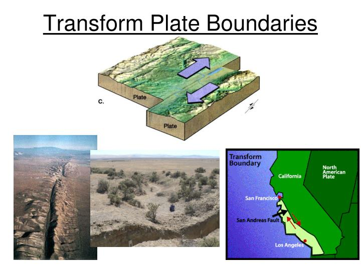 Transform Plate Boundaries
