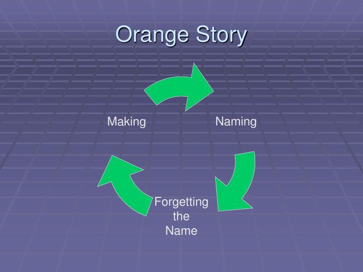 Orange Story