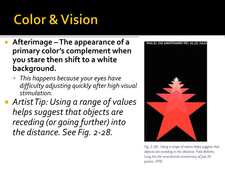 Color & Vision
