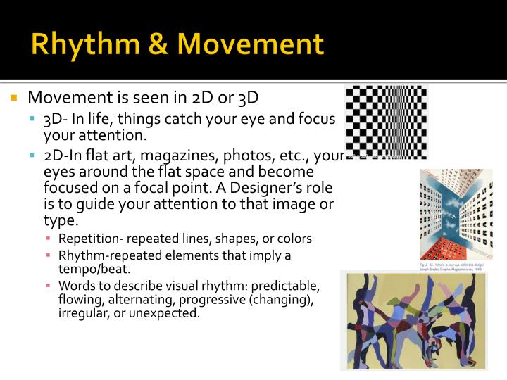 Rhythm & Movement
