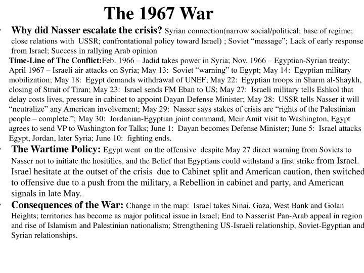 The 1967 War