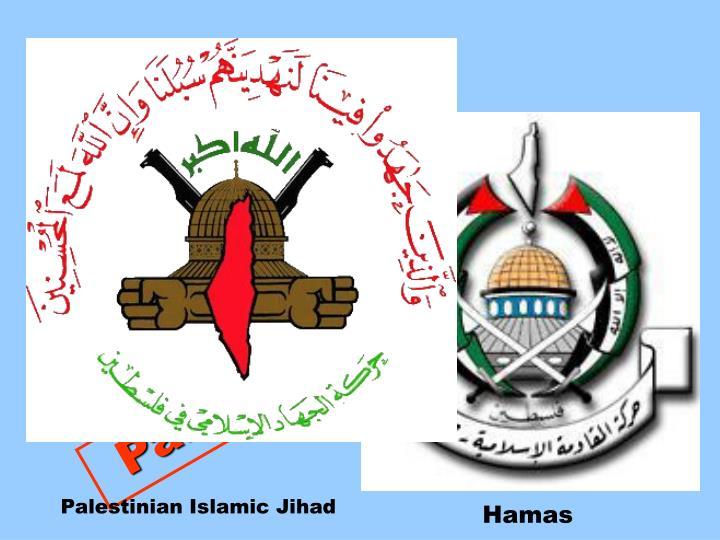 Palestinian Islamic Jihad