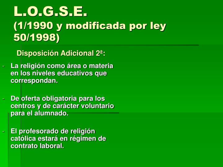 L.O.G.S.E.