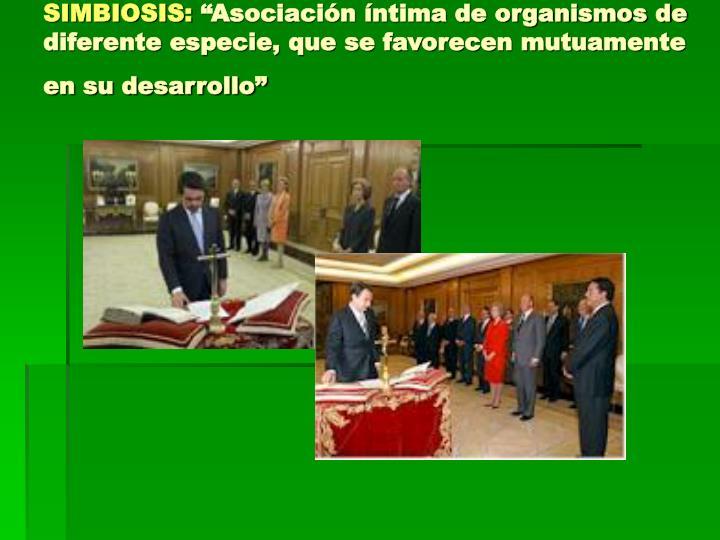 SIMBIOSIS: