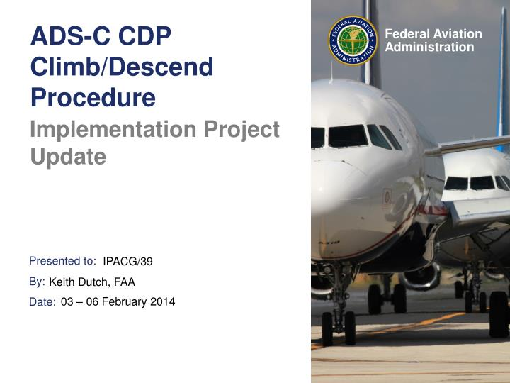 Ads c cdp climb descend procedure