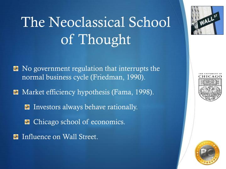 The Neoclassical School of Thought
