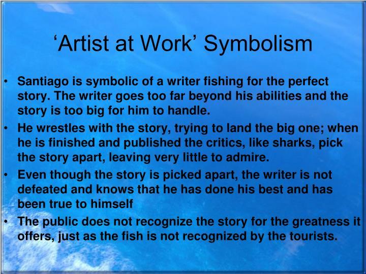 'Artist at Work' Symbolism