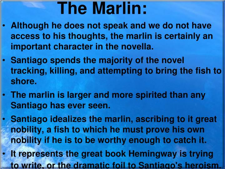 The Marlin: