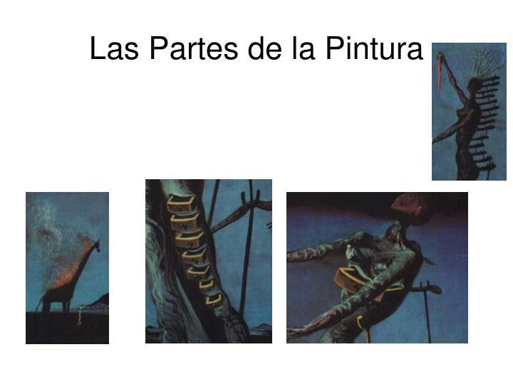 Las Partes de la Pintura