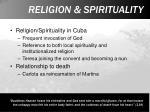 religion spirituality