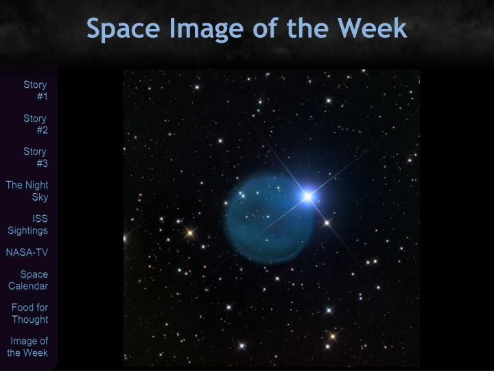 Space Image of the Week