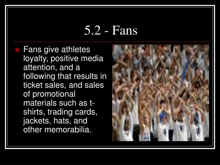 5.2 - Fans