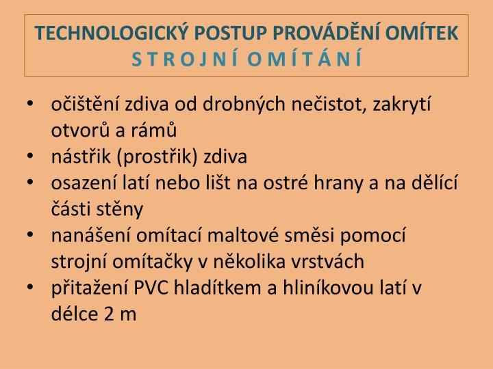 TECHNOLOGICKÝ