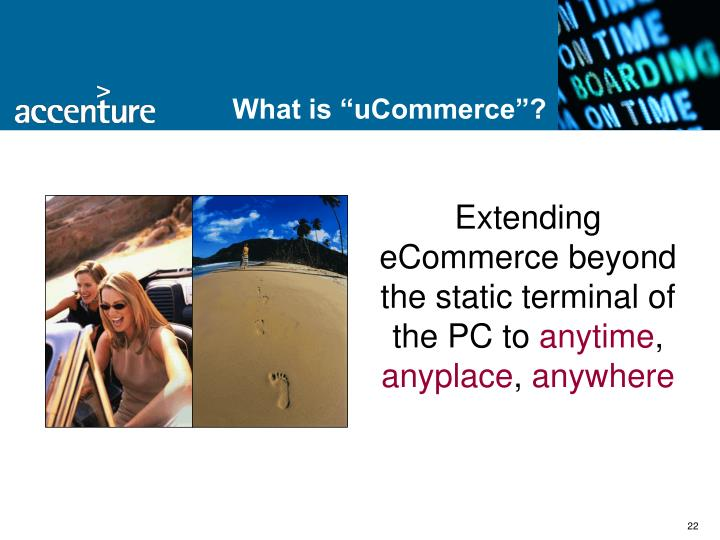 """What is """"uCommerce""""?"""