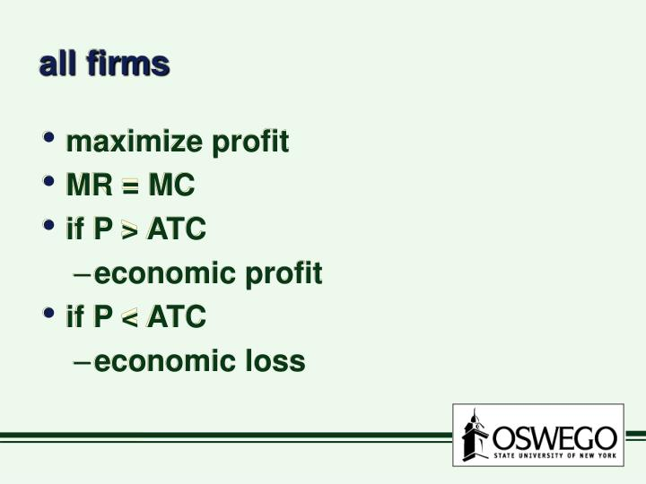 all firms