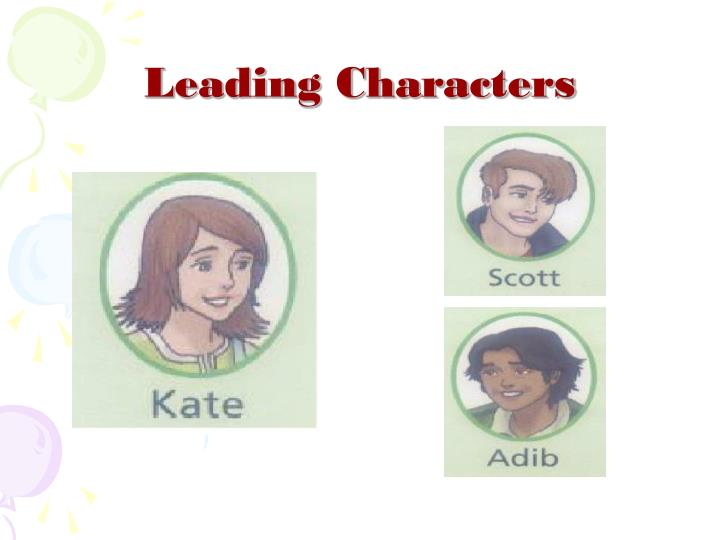 Leading Characters