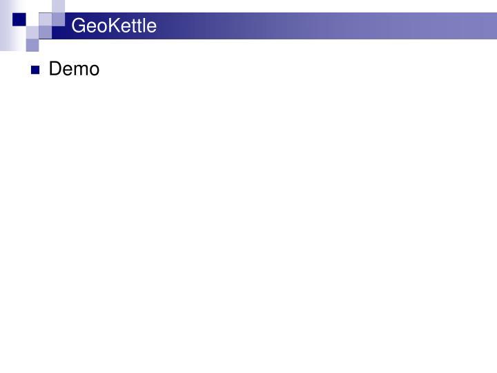 GeoKettle