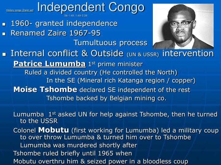 History congo (Zaire).asf
