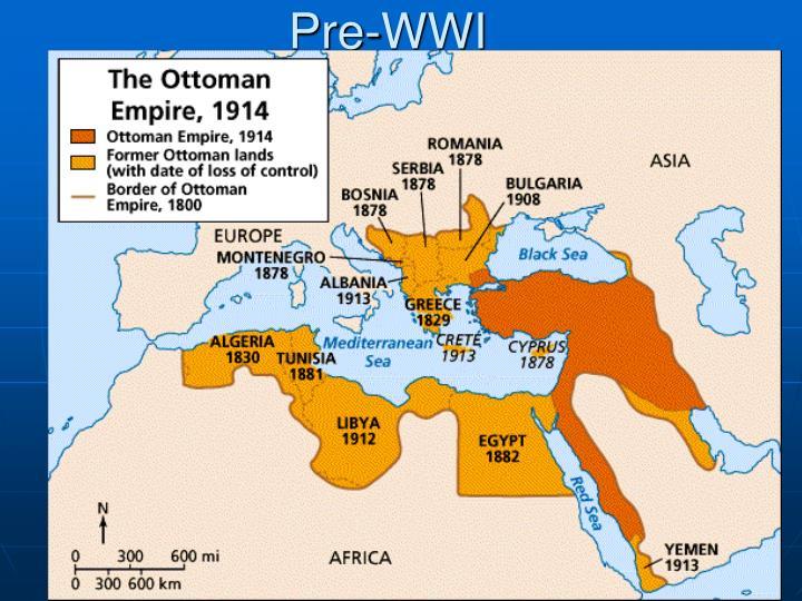 Pre-WWI