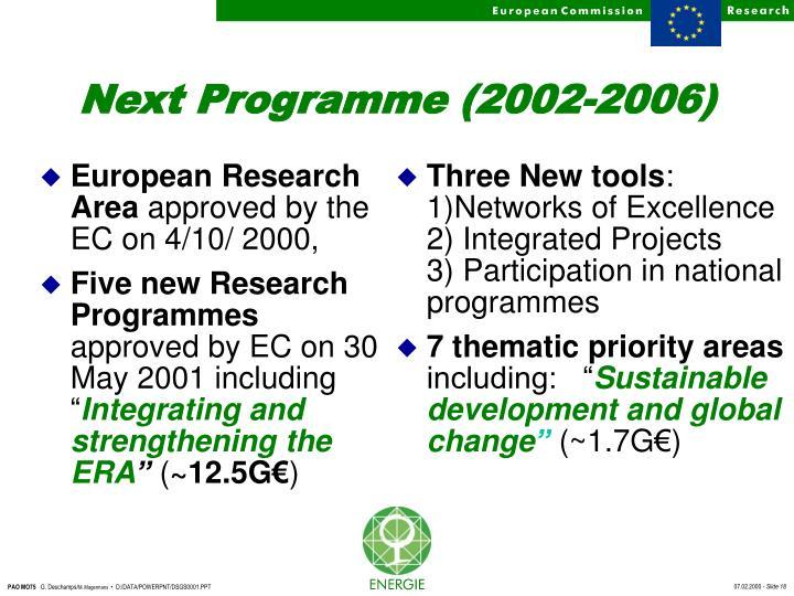 European Research Area
