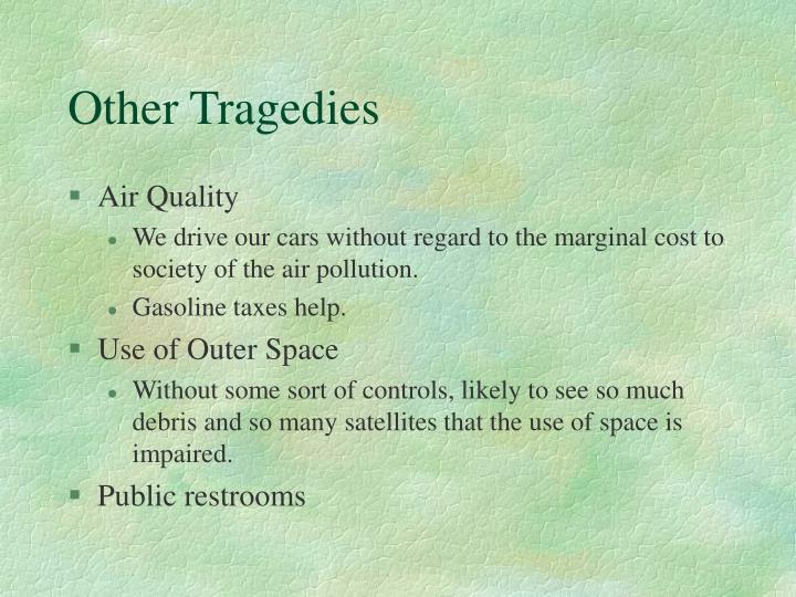 Other Tragedies