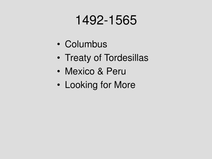 1492-1565