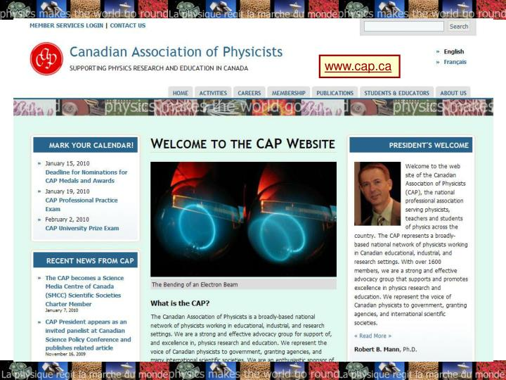 www.cap.ca
