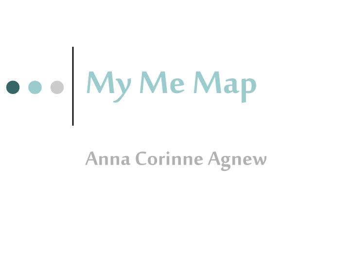 My me map