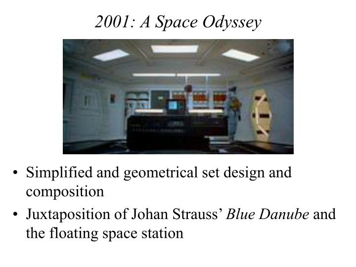 Ppt film formalism powerpoint presentation id 5330722 for Bedroom 2001 space odyssey