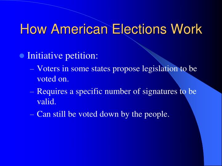 How american elections work1