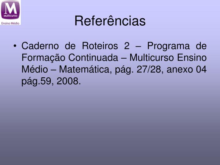 Referências