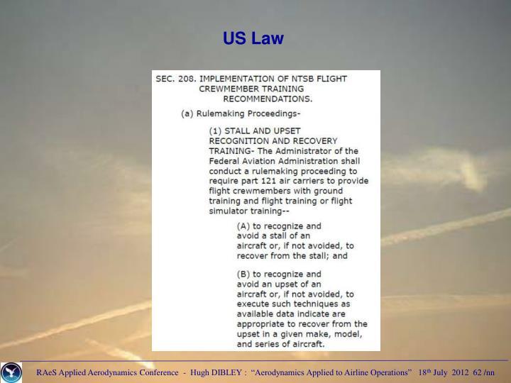 US Law