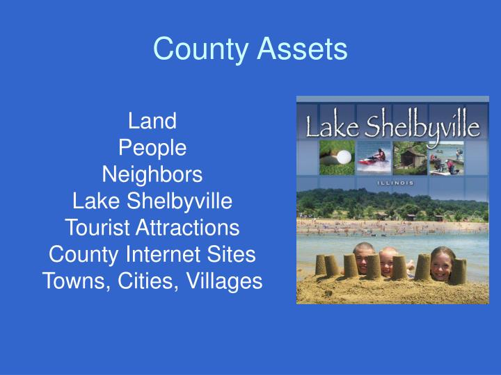 County Assets