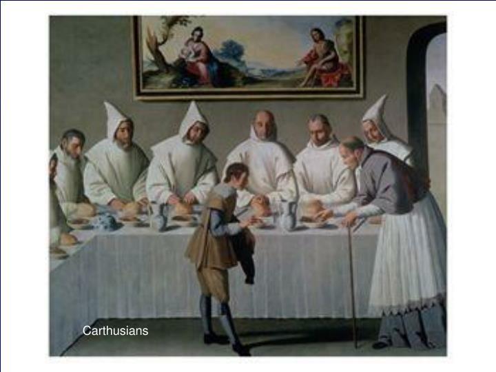 Carthusians