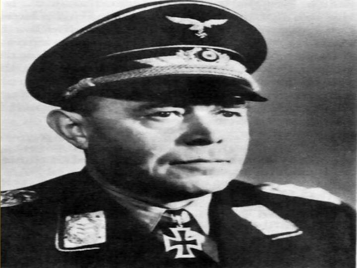 Chief of the Luftwaffe General Staff.