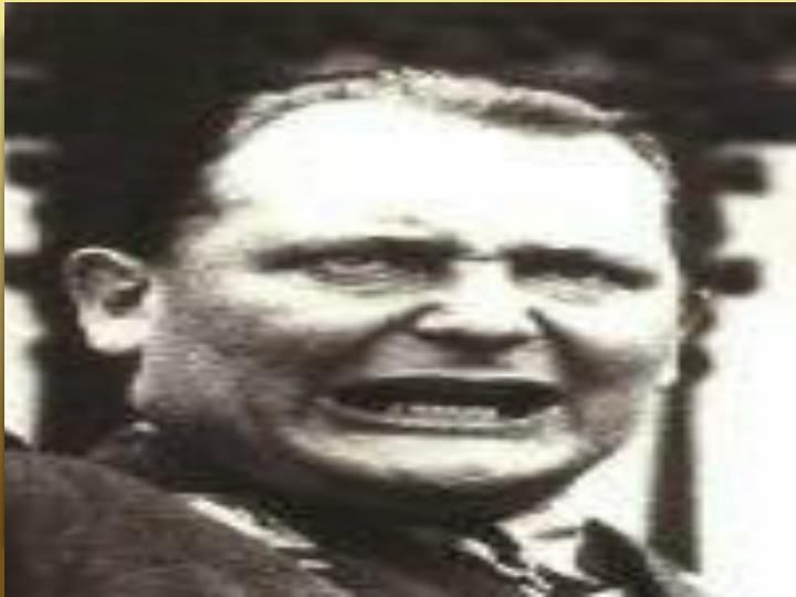 Hermann Goering