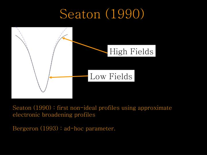 Seaton (1990)